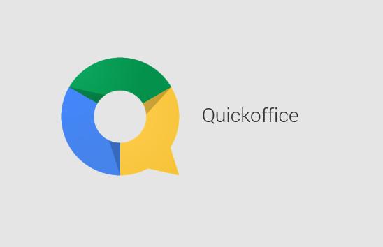 Quickoffice desaparece de Google Play
