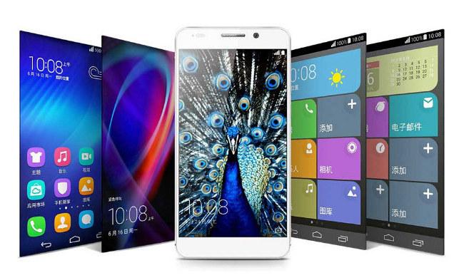 Huawei pone a la venta su smartphone Honor 6 a través de WeChat