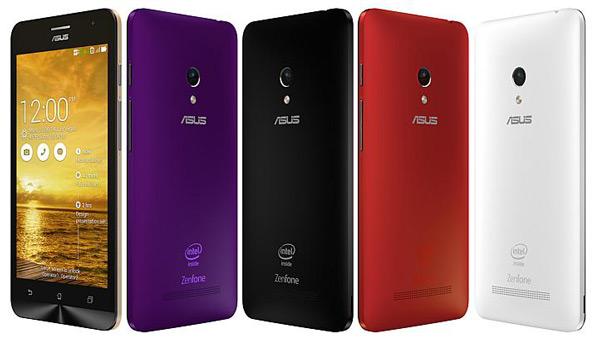 Asus anuncia oficialmente su nuevo móvil ZenFone 5 LTE
