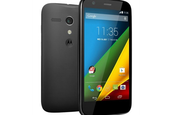 Motorola Moto G 4G disponible en España por 200 euros