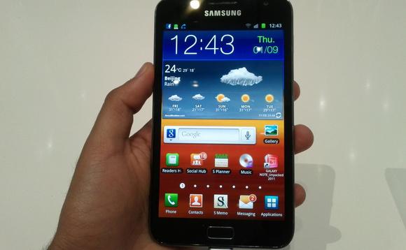 Samsung lanza su tienda de aplicaciones Galaxy Apps