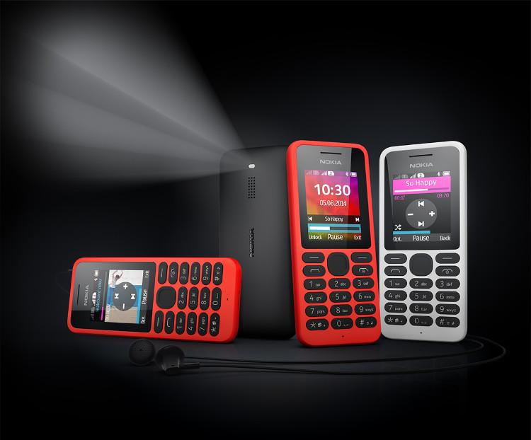 Nokia 130 Linterna GurúMóvil