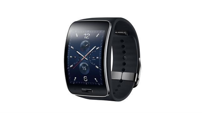 Samsung presenta Gear S, el primer smartwatch que permite hacer llamadas