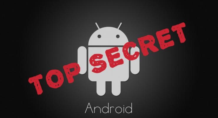 28 códigos secretos de Android
