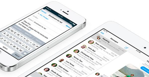 Disponible la Beta 5 de iOS 8