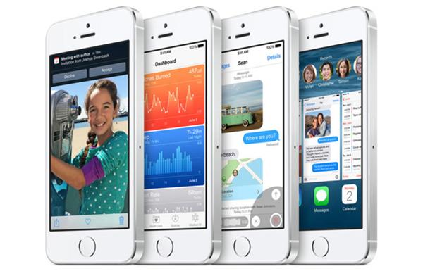 Apple ha comenzado a distribuir la Beta 6 de iOS 8