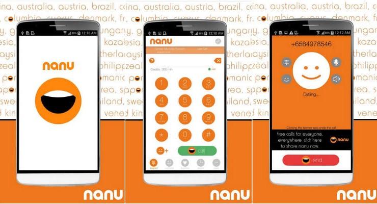 Llama gratis a móviles y fijos con Nanu