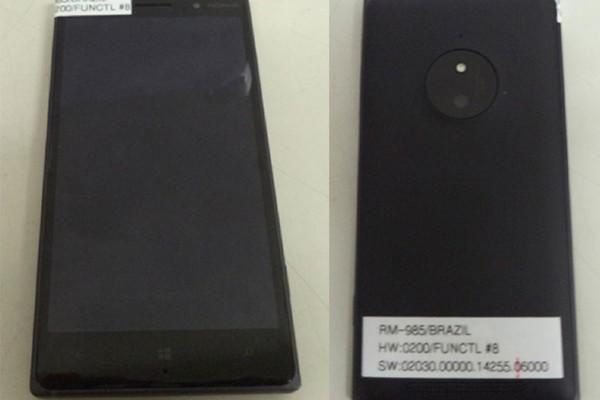 El Nokia Lumia 830 vuelve a aparecer en imágenes
