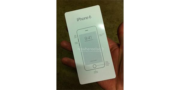 Nuevas imágenes nos muestran el diseño del iPhone 6