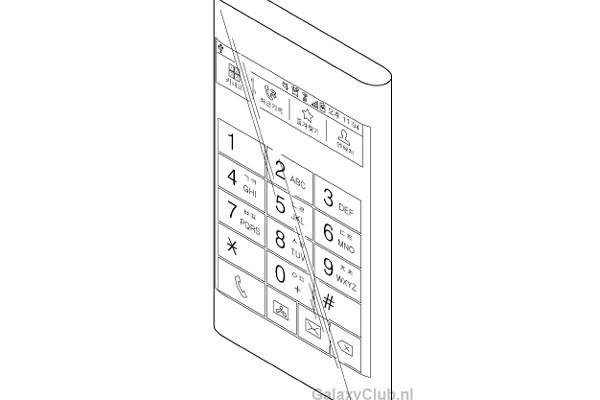 Samsung estaría fabricando un nuevo móvil sin bordes en la pantalla