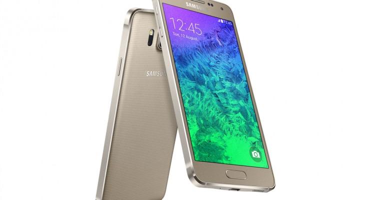 Samsung anuncia precio y fecha de salida en España para el Galaxy Alpha