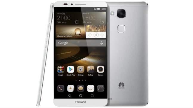 Huawei presenta en IFA el Ascend Mate 7