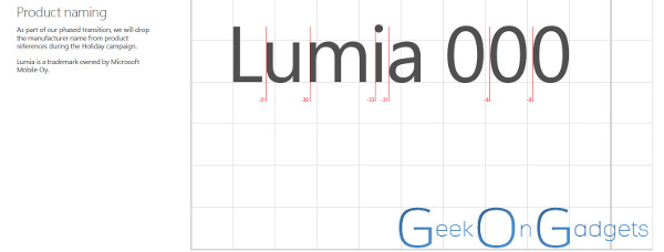 La marca Nokia dejará de aparecer en los nuevos Lumia