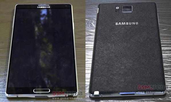 Se confirman los 2.560 x 1.440 píxeles de resolución de pantalla del Samsung Galaxy Note 4