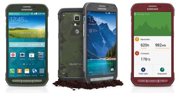 El Samsung Galaxy S5 Active podría llegar a Europa en breve con un precio de 630 euros
