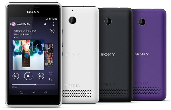 Todo a punto para que Sony presente el Sony Xperia E3