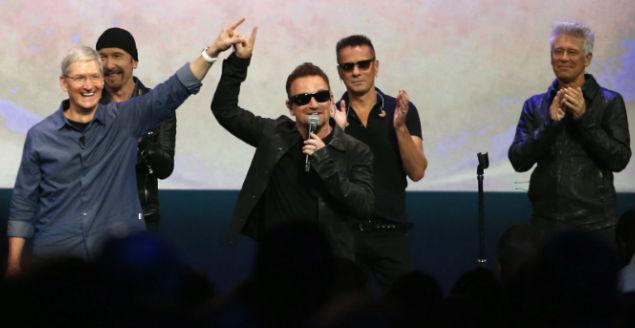 Aprende a borrar de iTunes el disco de U2