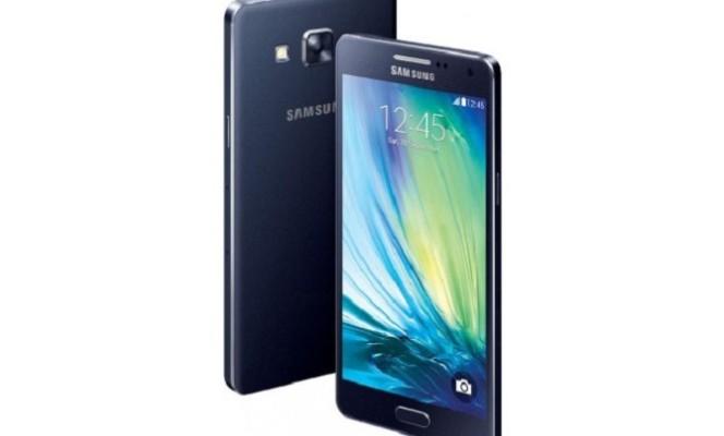 Se filtran las primeras imágenes oficiales del Samsung Galaxy A5