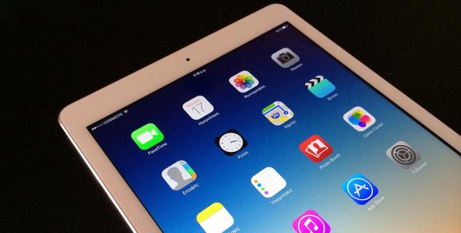 El nuevo iPad Air llegaría con más resolución de pantalla