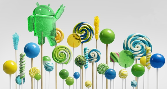 Android 5.0 Lollipop ya es una realidad