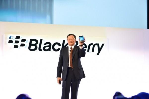 Lenovo, de nuevo interesada en BlackBerry