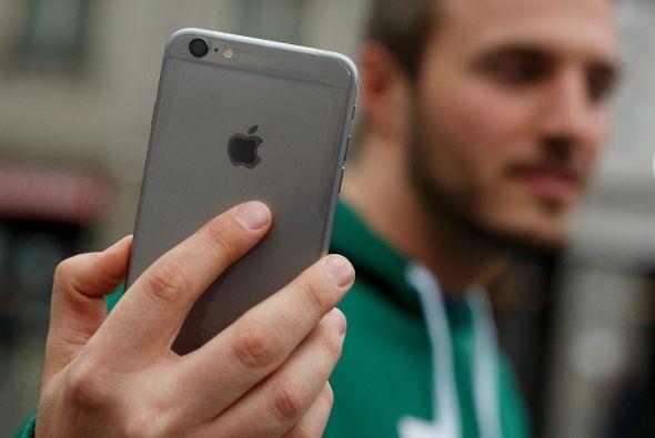 El iPhone 6 y los problemas de pelo