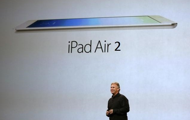 iPad Air 2, la tablet de Apple más delgada