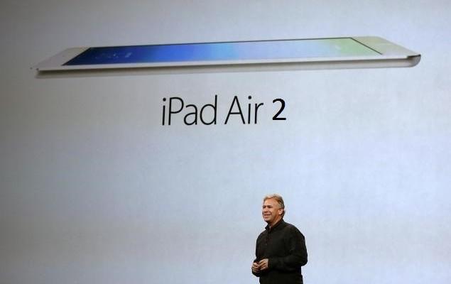 iPad Air 2, la tablet de Apple más delgada