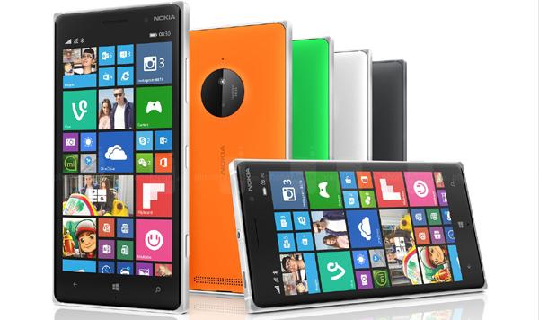 Todo a punto para recibir el nuevo Nokia Lumia 830