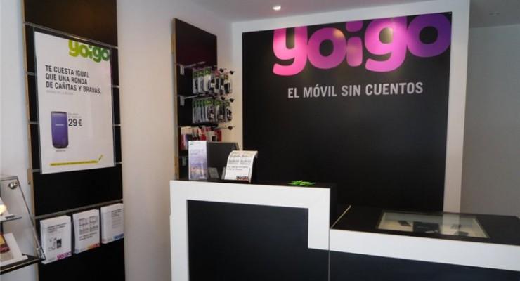 Yoigo anuncia un sistema para proteger a los usuarios de los servicios premium