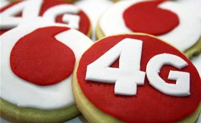 Vodafone anuncia el 4G+