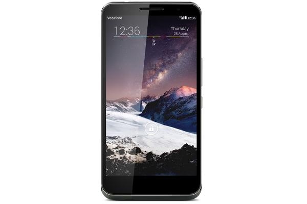 Vodafone lanza Smart 4 Max