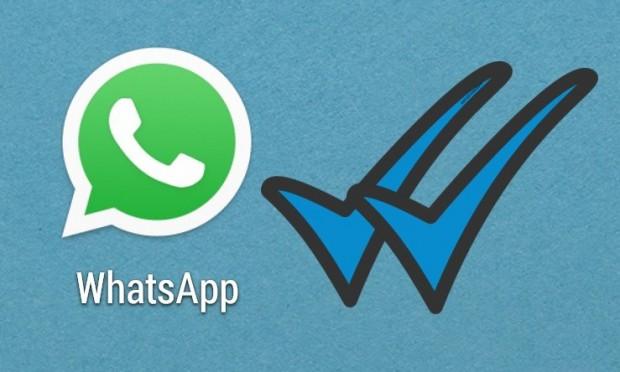 El doble check azul de Whatsapp se podrá desactivar