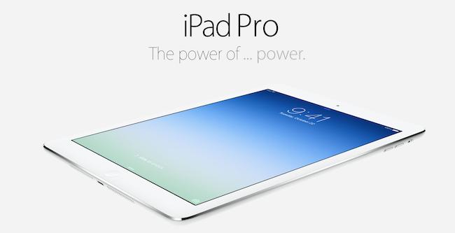 El iPad Pro podría ser más delgado de lo esperado