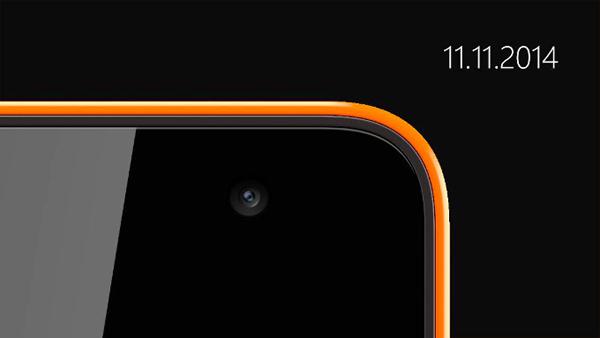 Microsoft presentará su primer Lumia el 11 de noviembre
