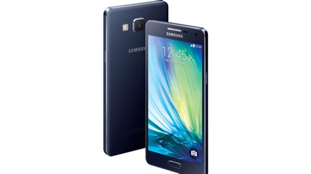 Samsung presenta los nuevos Galaxy A3 y A5